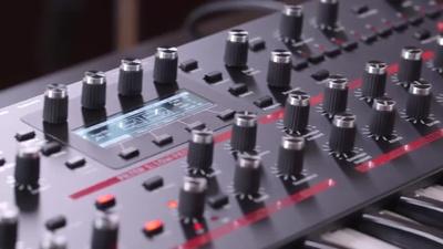 Dave Smith Pro 2 Synthesizer
