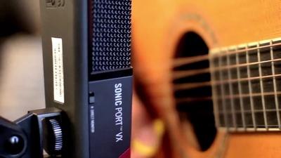 Line6 Sonic Port VX Audiointerface