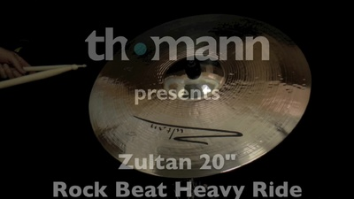 Zultan 20 Zoll Heavy Ride