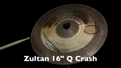 Zultan 16 Q Crash