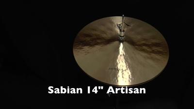 Sabian 14 Artisan Hi-Hat