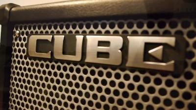 Roland Cube-10GX Verstärkermodelle nachladen