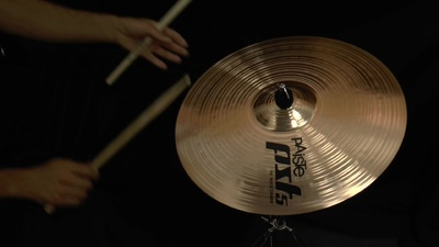 Paiste PST5 18 Rock Crash '14