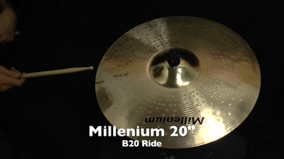 Millenium 20 B20 Ride