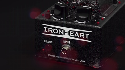 Laney IRT-Pulse Guitar Interface