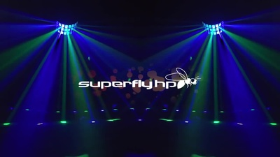 Cameo  Superfly HP LED Effekt