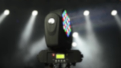 Stairville MH-100 Beam 36x3 LED Moving Head