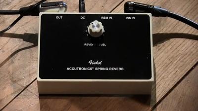 Finhol Accutronics Spring Reverb