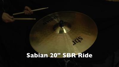 Sabian 20 SBR Ride