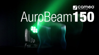 Cameo AuroBeam 150 - Moving Head