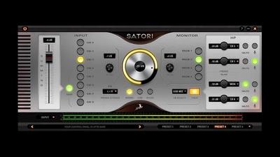 Antelope Satori - monitor controller / analog summing mixer