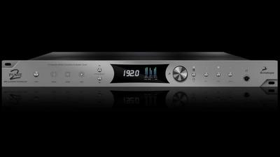 Antalope Pure2: stereo AD/DA converter and master clock