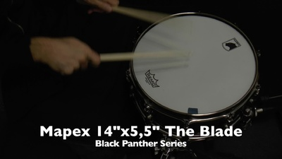 Mapex The Blade 14x5,5 Snare Drum