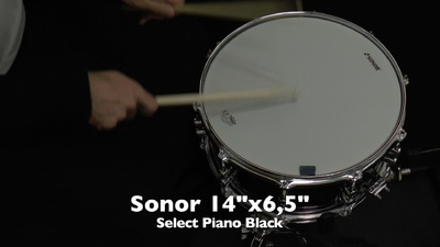 Sonor Select Force Serie 14x6,5 Snare Drum