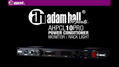 Adam Hall PCL 10 Pro: Power Conditioner