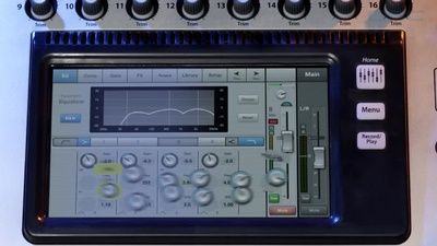 QSC TouchMix: kompakter Digitalmischer