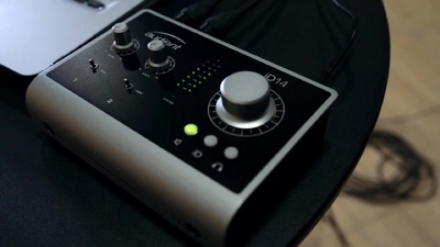 Audient iD14: USB 2.0 Audiointerface