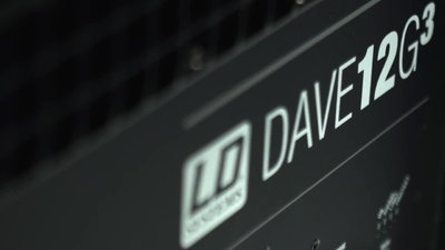 LD Systems Dave 12 G3 PA