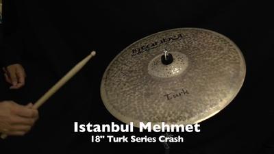 Istanbul Mehmet 18 Crash Turk Series