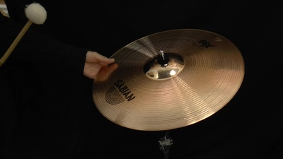Sabian 18 B8X Rock Crash