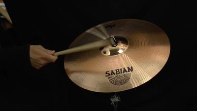 Sabian 18 B8X Thin Crash