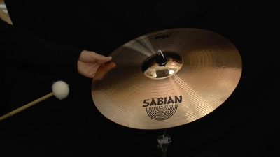 Sabian 18 B8X Thin Crash