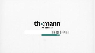 XVive T1 Golden Brownie Thomas Blug Distortion