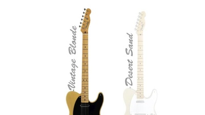 Fender Classic Player Baja Tele MN Blonde