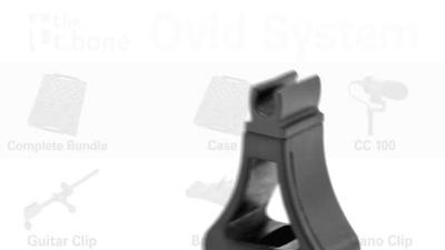 the t.bone Ovid System Piano Clip