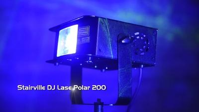 Stairville DJ Lase Polar 200