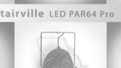 Stairville LED PAR64 PRO 36x 3W