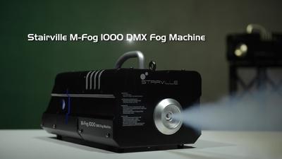 Stairville M-Fog 1000