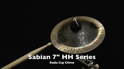 Sabian 7 HH Radia Cup Chime