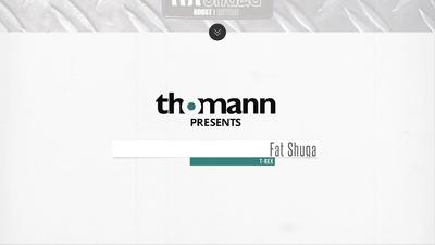 T-Rex Fat Shuga Overdrive / Boost / Reverb