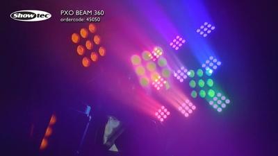Showtec PXO Beam Moving Head