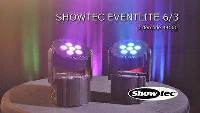 Showtec EventLITE 6/3 White