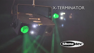 Showtec X-Terminator 3-in-1