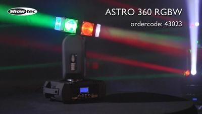 Showtec Astro 360