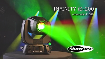 Showtec Infinity iS-200