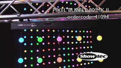 Der Showtec Pixel Bubble 80MKII