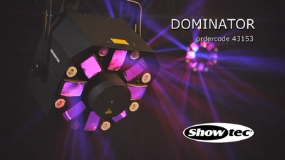 Showtec Dominator 3-in-1