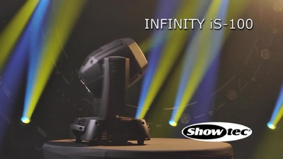 Showtec Infinity iS-100