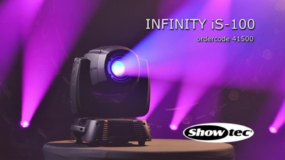 Showtec Infinity iS-100