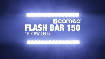 Cameo Flash Bar 150