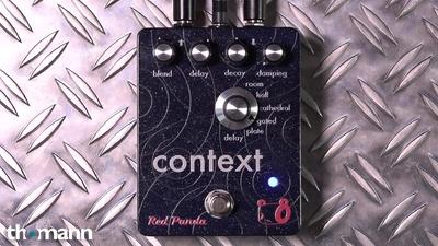 Red Panda Context - Digital Reverb