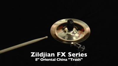 Zildjian 8 FX Oriental China