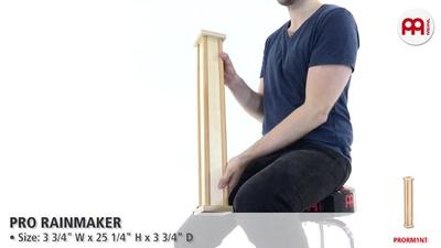 Meinl PRORM1NT - Pro Rainmaker