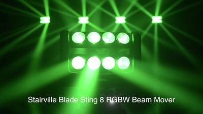 Stairville Blade Sting 8 RGBW