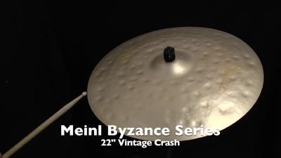 Meinl 22 Byzance Vintage Crash