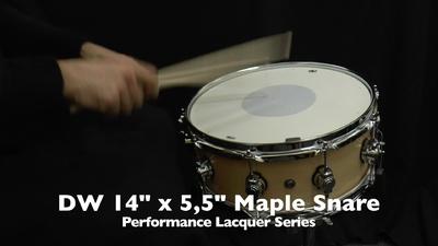 Drum Workshop Performance Serie 14x5,5 Snare Drum